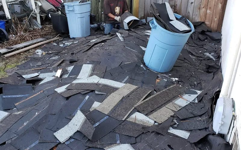 Roofing Removal and Disposal