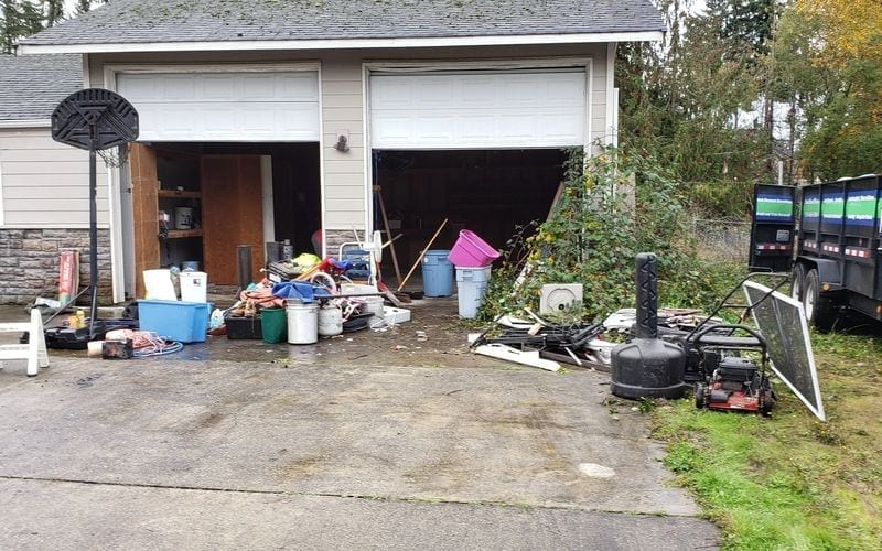 Estate Clean out Puyallup