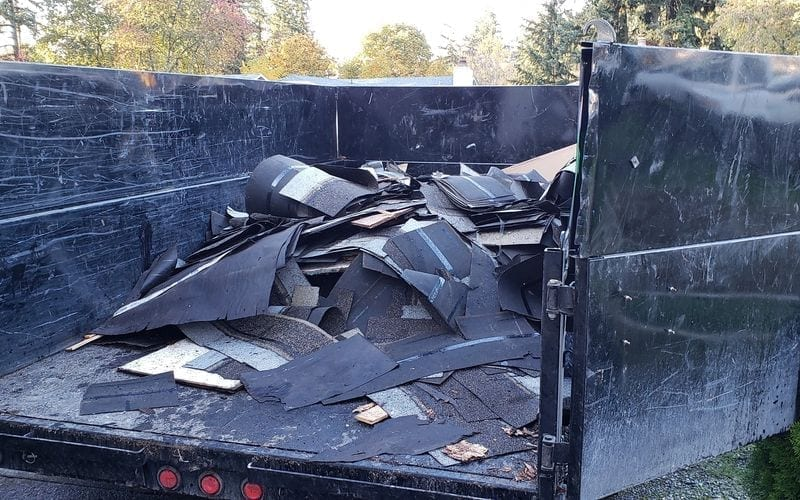 Roofing Disposal